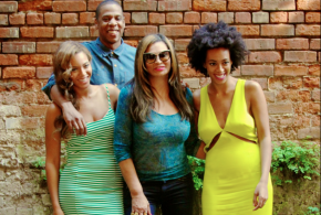 Beyoncé y su hermana Solange se 'amigan' tras el escándalo con Jay Z