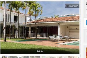 Ronaldinho alquila su mansión para el Mundial de Fútbol