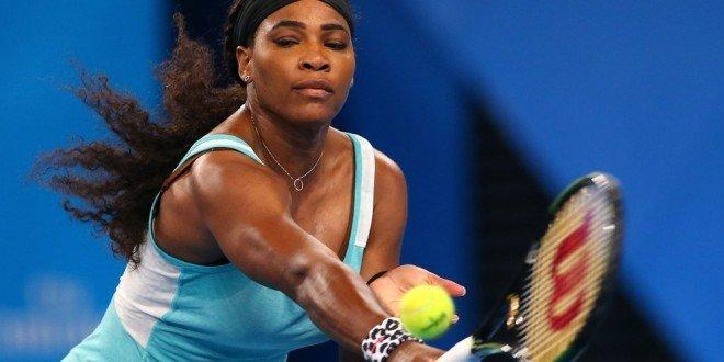 Serena es la gran dominadora del tenis femenino