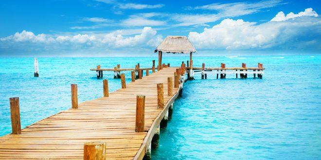 Cancún, un verdadero paraíso terrenal.