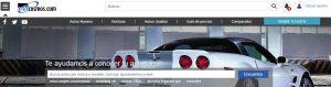 Las mejores páginas para vender coches en México