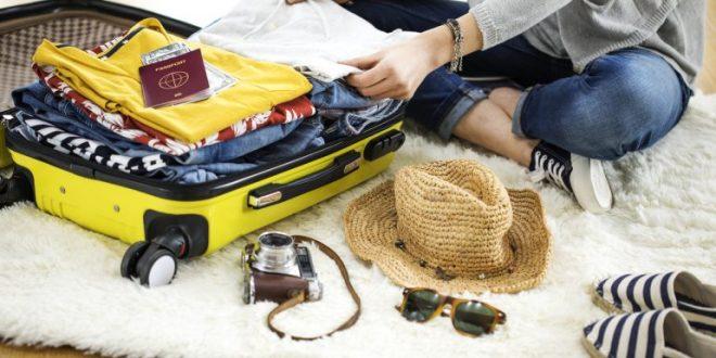 5 trucos para armar una maleta perfecta
