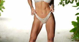 La rutina de Michelle Lewin la reina del fitness en Instagram