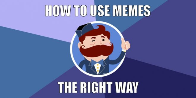 Quick Steps to Creating Memes