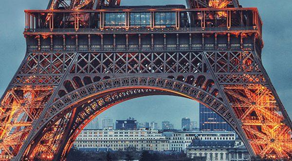 Las chicas latinas están acostumbradas a ir a París para seducir a los hombres