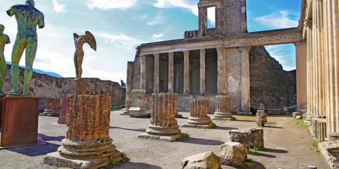 Conoce Pompeya Viajando desde Sorrento