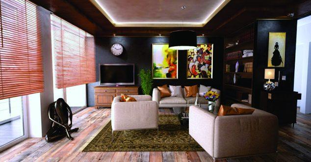 Los pisos de madera y laminados ofrecen ventajosas opciones para el hogar y la oficina