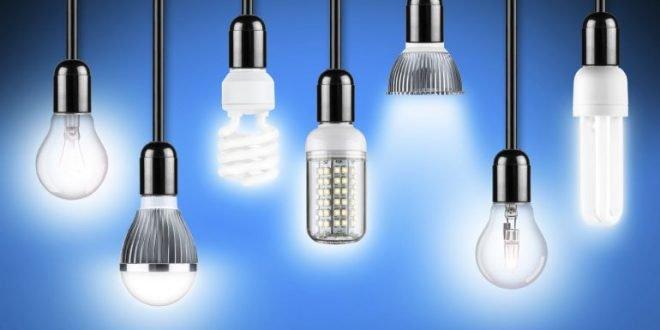 Reduce el consumo de luz con focos ahorradores