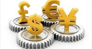 El tipo de cambio de las divisas