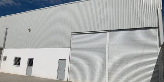 Las cortinas metálicas protegen tu negocio