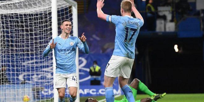 Manchester City se apunta al dominio de la Premier League en 2021
