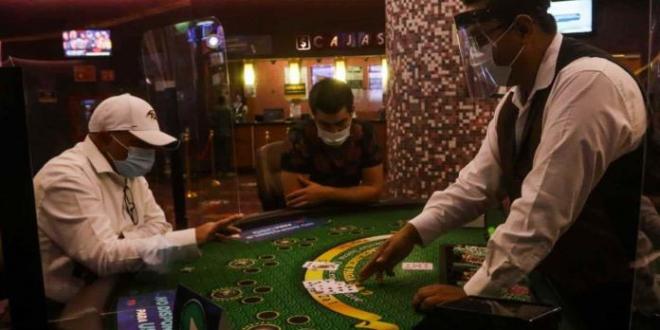 La crisis tiene contra la pared a los empleados de casinos