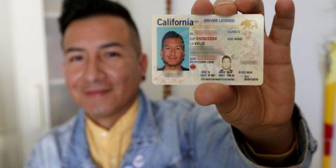 ¿En qué estados de USA se puede obtener licencia para conducir para indocumentados?
